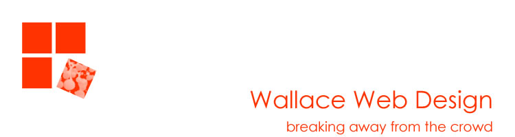 Wallace Web Design header